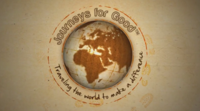"EMMY AWARD-WINNING ""JOURNEYS FOR GOOD""  NOW STREAMING ON IGNYTE TV"