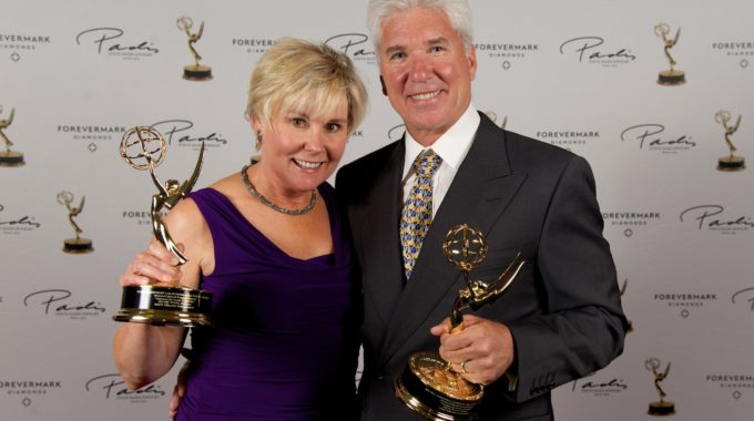Steve And Joanie Wynn Win Multiple Emmys For Their Original Series, Journeys For Good