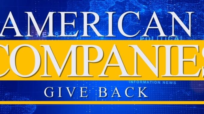 AMERICAN COMPANIES GIVE BACK: ONLINE VIDEO SERIES LAUNCHING THIS WEEK